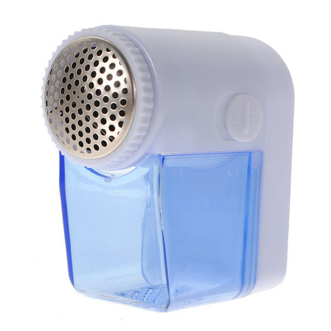Portable Electric Fuzz Remover Sweater Clothes Lint Shaver Pill
