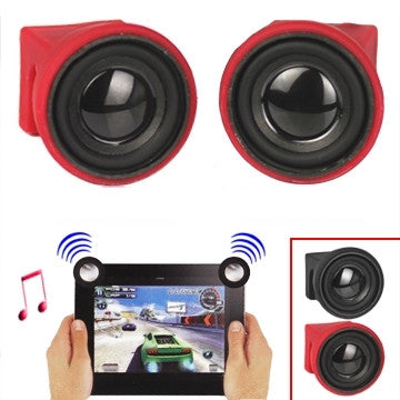 Tablet PC iPad 2 Iphone 4 Mini Speaker Surround Sound