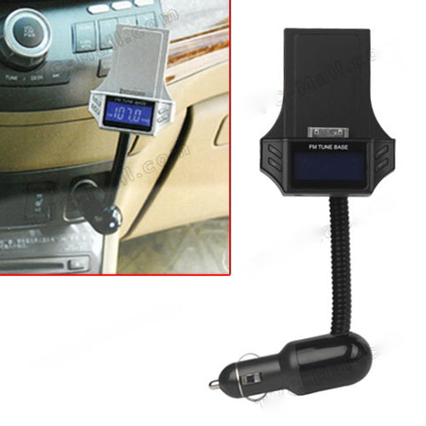 FM Transmitter Hands Free with Car Charger for iPhone 4S 4 iPhone