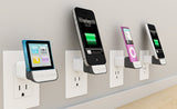 Mini USB dock charger for iPhone or other smartphones