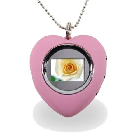 Heart-shaped mini digital photo frame Viewer