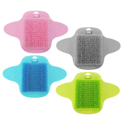 Bath Blossom Foot Scrub Brush