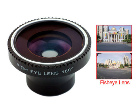 New Magnetic 180 Fish Eye Lens for iPhone 5 4