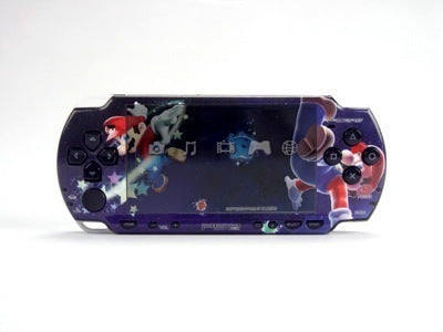 PSP 2000(SLIM) Skin Decals Mario with skins application kit