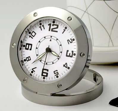 HD Motion Sensor Camera Spy Clock