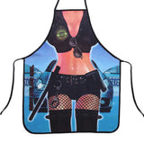 Novelty Funny Cooking Apron