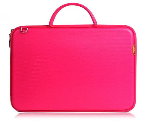 Colourful cover pouch for MacBook laptop