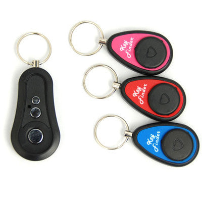 1 Transmitter to 3 Receiver RF Wireless Super Electronic Key Finder