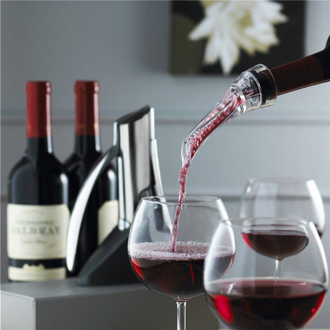 Magic Wine Aerator Spout Bottle Aerating Decanter Pourer