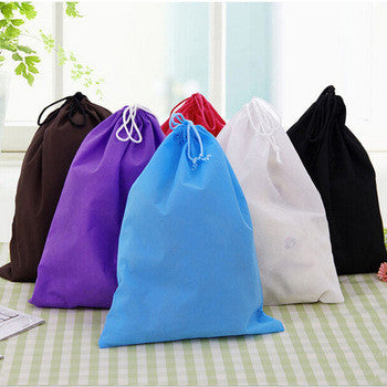 6 pcs Multi Color Laundry, Gym, Storage and Travel Pouches
