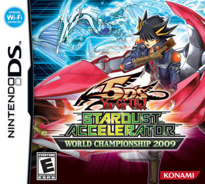 Yu-Gi-Oh! 5D's Stardust Accelerator: WC 2009 (Nintendo DS)