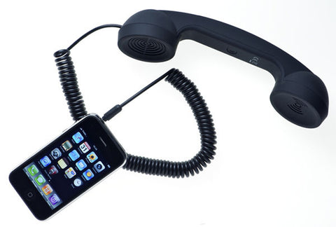 Retro Handle Mobile Phone Handset