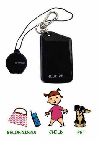 Electronic Anti Lost Child Pet Valuables Safety Alarm