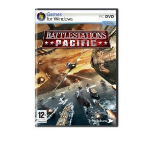 Battlestations Pacific PC DVD