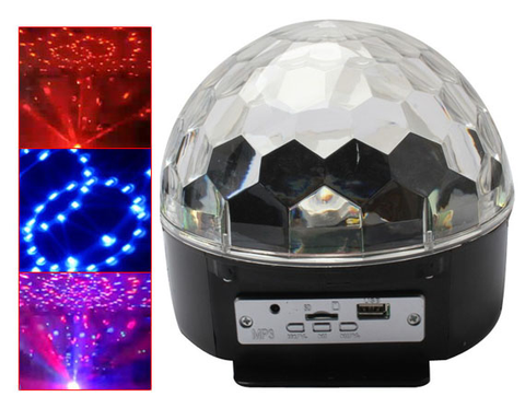 Disco Party Bar Stage Lighting LED RGB Ball Light