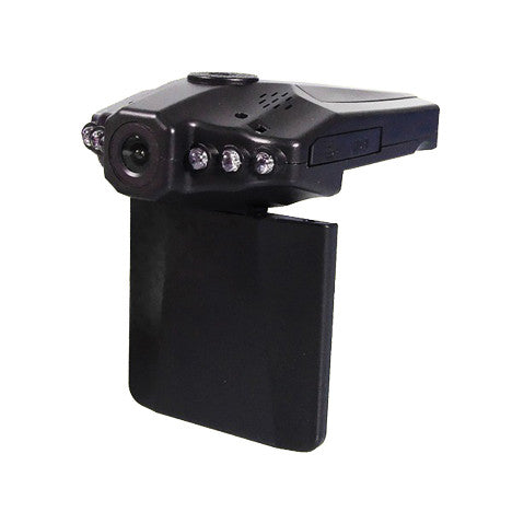 Car DVR Camera HD + IR Day & Night Vision + Rotatable & Foldable TFT LCD Screen