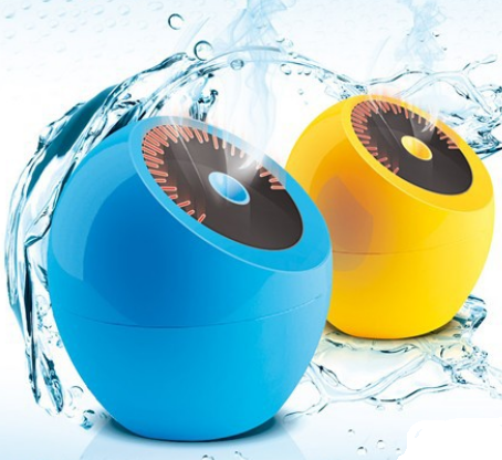 USB air humidifier and purifier