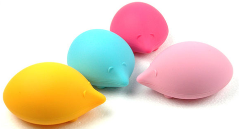 Pocket USB Mini Hand Warmer Mouse Shaped Device Vibrating Hand Massager