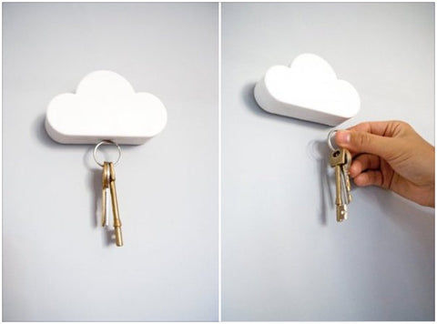 Magic Cloud Magnetic Key Holder