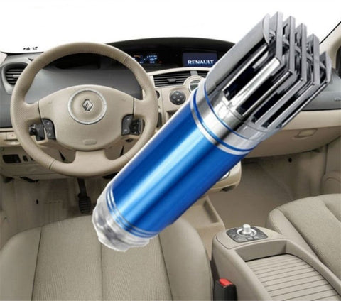 Car air purifier device