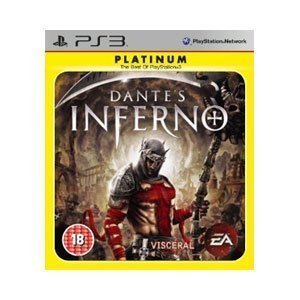 Dante's Inferno - Platinum Edition PS3 UK PAL