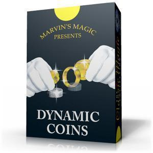 Marvin's Magic The Dynamic Coins