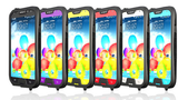 Ipega Waterproof Hard Plastic Case Cover for Samsung S4