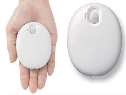 Pocket USB Mini Hand Warmer Device Vibrating Hand Massager