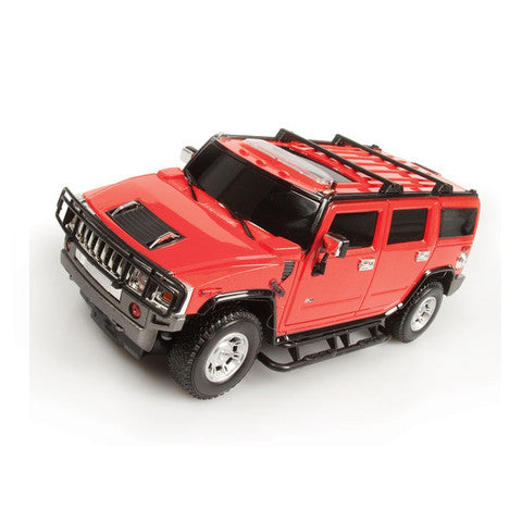 Rastar RC 1:24 Hummer Red