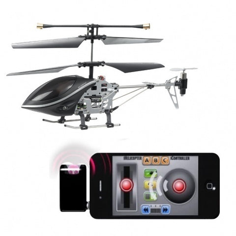 Iphone iPod iPad iTouch RC I-helicopter 3.5CH New RC Gyro Helicopter 777-170