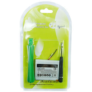 Rechargeable Battery for Iphone 2G + tools