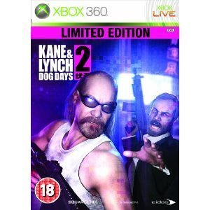 Kane and Lynch 2: Dog Days - Limited Edition