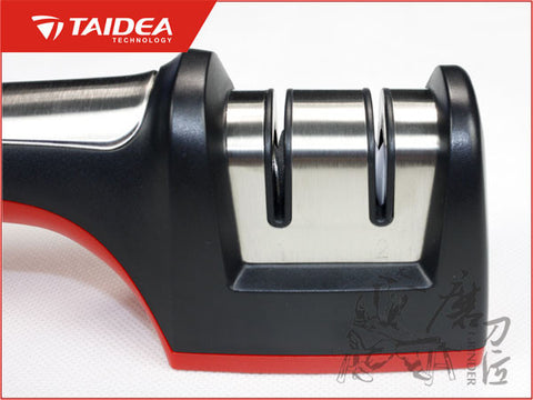 Diamon Deluxe Two-stage Manual Knife Blade Sharpener