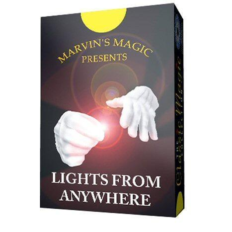 Marvin's Magic: Lights From Anywhere Blister Card (Adult Size)