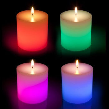 Magic Colour Changing LED Candle