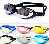 Adult Swimming Goggles Glasses Sportswear Anti Fog & UV protection Waterproof Adjustable