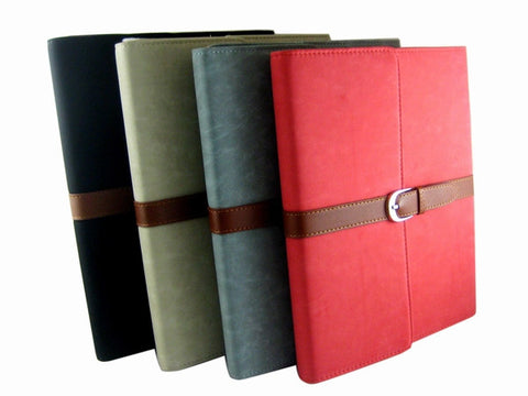 Smart Wallet PU Leather Cover Case Bag For iPad 2/3