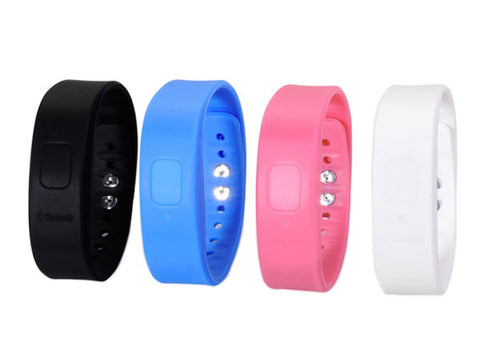 Colourful Mobile bluetooth bracelet