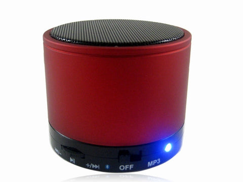 Mini bluetooth SD card speaker