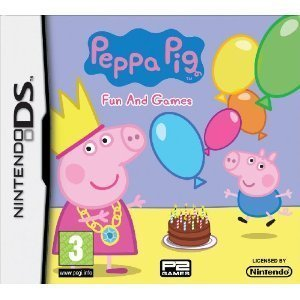 Peppa Pig 2: Fun and Games (Nintendo DS)