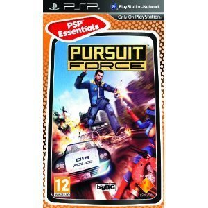 Pursuit Force - Essentials Pack (Sony PSP)