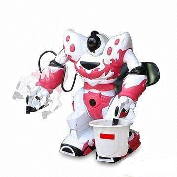 Super Dynamic Remote Control Robot