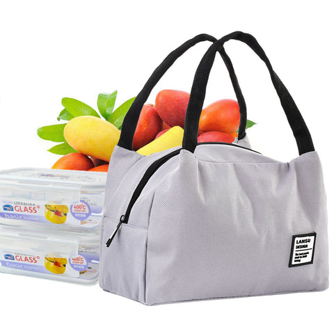 Thermal Lunch Box Picnic Storage Cooler Bags