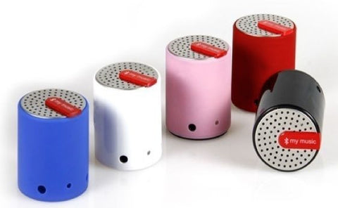 Mini cannon Bluetooth speaker audio amplifyier