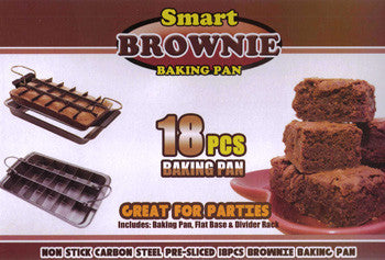 Smart Brownie Pan