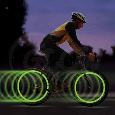 LED Bicycle wheel Light Cycling Glow Lamp