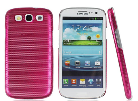 Stainless steel mesh net case for Samsung galaxy S3