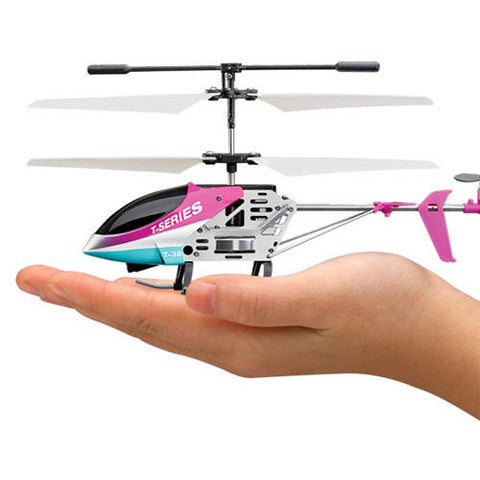 RC T638 3 channel Thunderbird Helicopter Gyro T38 LED MJX