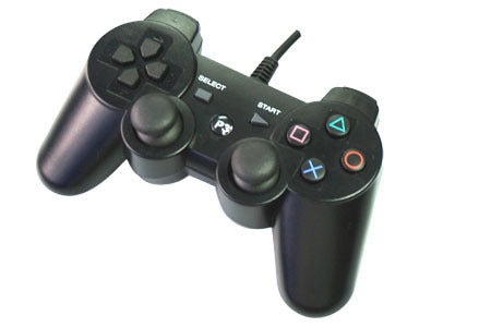 Joystick for use with Sony PS3