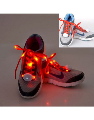 LED Glowing Unisex Shoe Laces